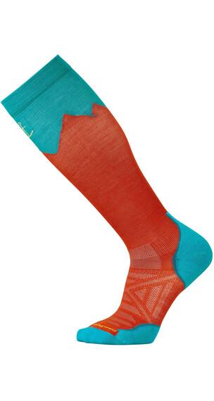 Smartwool M's PhD Outdoor Mountaineer Socks Brt Orange